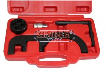 К-т за зацепване на дизелови двигатели  BMW N47 2.0d, N57 3.0d  - ZT-04536 - SMANN -TOOLS