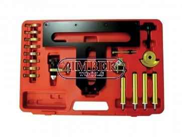 К-т за монтаж и демонтаж на системата VALVETRONIC на двигатели BMW N42, N46 - ZIMBЕR - TOOLS