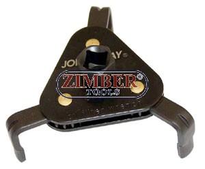 Ключ паяк за маслен филтър 65-120мм AI050002 - JONNESWAY