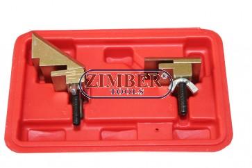 Инструмент за монтаж и  демонтаж на еластични канални ремъци