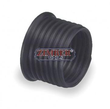 """Втулка за възстановяване на резби за свещи 18mm - (1/2"""" дължина) - ZR-41PRKSP1812 - ZIMBER TOOLS."""
