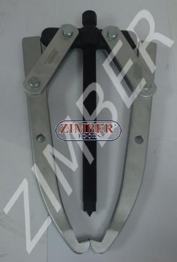 Скоба за лагери двураменна 25 тона дълга-ZIMBER