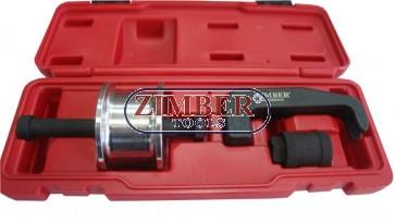 Инструмент  скоба  обратен чук за вадене на Common Rail дюзи Mercedes CDI, ZR-36IPS02 - ZIMBER-TOOLS.