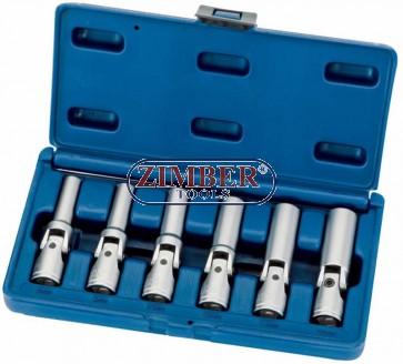 К-т вложки за подгревни свещи - 6 части ZIMBER (ZR-03GPSS06)