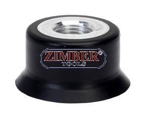 Инструмент за изправяне на вдлъбнатини по купето на автомобили  60mm - ZIMBER-TOOLS