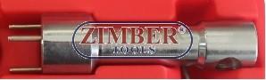 Върток за фреза за легла на клапани, ZR-41PVRST01 - ZIMBER TOOLS.