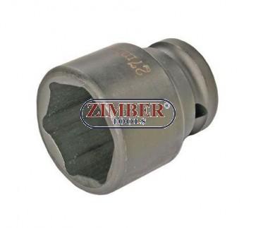 Вложка ударна 1/2 - 27mm - BGS (ZB-5227)