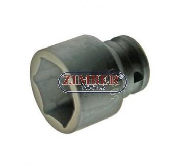 Вложка ударна 1/2 -30mm - BGS (ZB-5230)