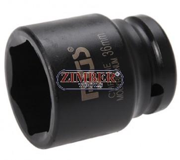 Вложка ударна 3/4 - 36mm - BGS (ZB-5636)