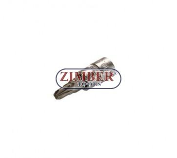 """Накрайник на вложка PZ3, 1/4"""" (ZB-2492)"""