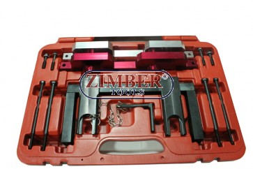 Комплект за зацепване на двигатели  BMW  2.5, 3.0 - N51,N52,N53,N54, ZR-36ETTSB47- ZIMBER-TOOLS.