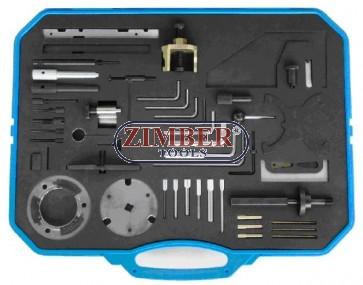 K-т за зацепване на двигатели FORD 1.25L 1.4L 1.6L 1.8L 2.0L 2.4L,ZR-36ETTS28 - ZIMBER-TOOLS.