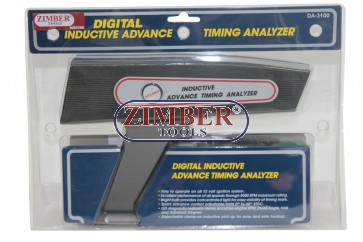 Професионален дигитален автомобилен стробоскоп - ZR-36DATL - ZIMBER-TOOLS