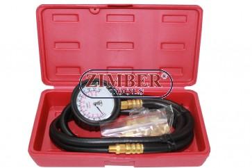 К-т за измерване на налягането на маслото, ZR-36EOPT01 - ZIMBER TOOLS