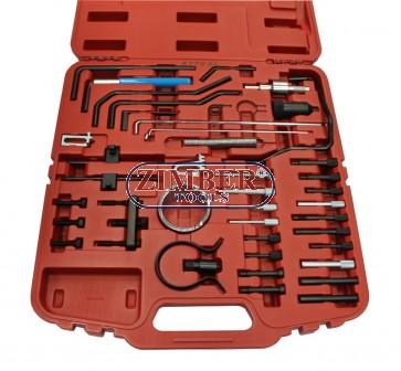 К-т за зацепване на двигатели Peugeot, Citroen, ZR-36ETTS88 - ZIMBER-TOOLS