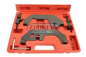 К-т за зацепване на двигатели BMW - N62, N73 (3.5I, 4.0I 4.5I, V8, 6.0I V12) ZR-36ETTSB14 - ZIMBER-TOOLS