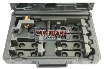 К-т фиксатори за изпускателния разпределителен вал на двигатели BMW- N51, N52, ZR-36ETTSB58 - ZIMBER TOOLS