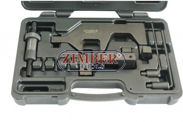 Комплект за зацепване на разпределителен вал BMW и Mini  N13 / N18, ZR-36ETTSB65 - ZIMBER-TOOLS.