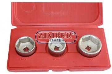 Вложки за маслен филтър к-т 27мм, 32мм, 36мм - ZIMBER (ZR-36OFS03)