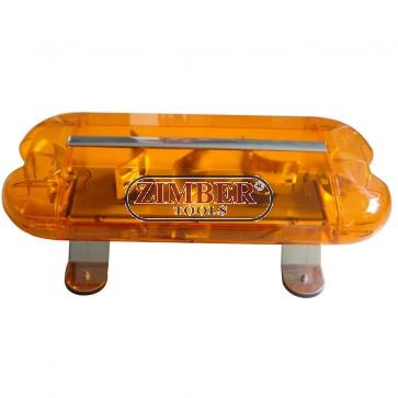 Сигнална лампа  с магнит, Лайтбар -24V
