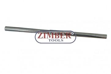 Разширяем водач за фреза за легла на клапани, ZR-41PVRST05 - ZIMBER TOOLS