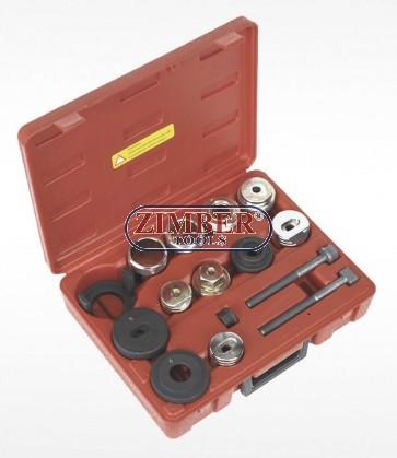 К-т за монтаж и демонтаж на втулки - BMW Е36, Е46, ZL-6368 - ZIMBER