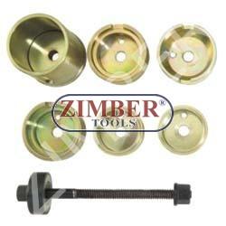К-т за монтиране и демонтиране втулки-Mercedes - ZIMBER