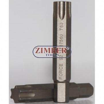 T70 75mm Бит накрайник - 1767570 (D175T70) - FORCE
