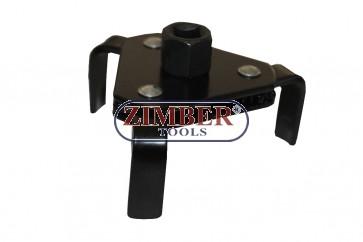Скоба за маслен филтър паяк от 60мм до 100мм , ZG-AN7022
