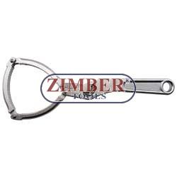 Ключ (скоба) за маслен филтър 95-115мм - ZIMBER