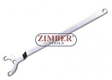 Ключ за шайба вентилаторна (BMW) - ZR-36FCH01- ZIMBER TOOLS