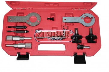 К-т за зацепване на  двигатели Fiat,Alfa Romeo, Lancia, Opel, Suzuki, Saab 1.3, 1.9. 2.4 D, DT, CDTI, ZK-882