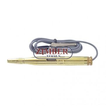 Пробна лампа 6-24V, ZR-38CLT - ZIMBER-TOOLS.