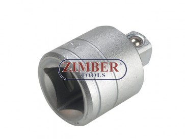 """Адаптор 3/8""""(F) x 1/4""""(M) - ZIMBER (ZR-04A381401)"""