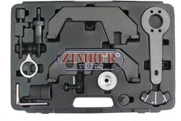 К-т за зацепване на двигатели BMW N62, N73 - ZR-36ETTSB38 - ZIMBER TOOLS.
