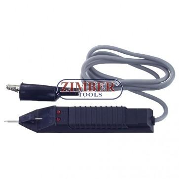 Тестер за прав ток  3-48V, ZR-38AT - ZIMBER TOOLS