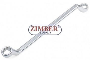 Ключ лула двустранна 24 x 27 mm (1214-24x27) - BGS technic