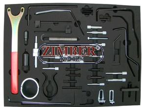 К-т за зацепване на двигатели Fiat, Ford, Citroen, Peugeot,- ZR-36ETTS141 - ZIMBER TOOLS.