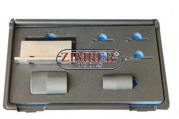 К-т за зацепване на двигатели VOLVO/ FORD 2.5 DOHC PETROL ENGINES -ZR36ETTS323 - ZIMBER TOOLS.