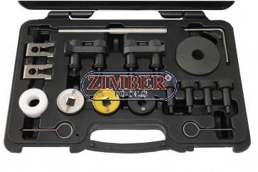 К-т за зацепване на двигатели VAG 1.8/2.0 TSI/TFSI - ZR-36ETTS213 - ZIMBER TOOLS