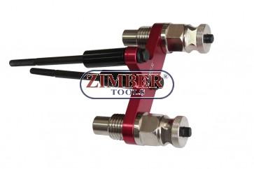 Инструмент за монтаж и демонтаж на инжекторите на BMW N55, N20 - ZR-36ETTSB67 - ZIMBER TOOLS