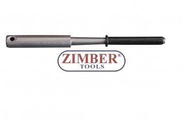 Разширяем водач за фреза за легла на клапани, ZR-41PVRST03 - ZIMBER TOOLS