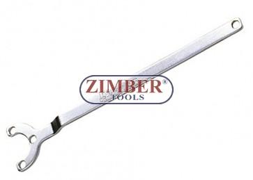 Ключ за шайба вентилаторна (Mercedes  -Benz- M112, M113, M119 ) - ZR-36FCH01- ZIMBER TOOLS