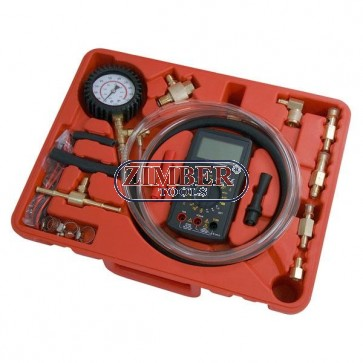 Комплект за тестване на горивния инжекцион - 3382 - NEILSEN.