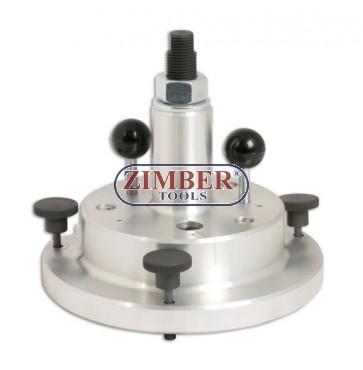 Инструмент за монтаж, демонтаж на задният семеринг на коляновият вал - VAG дизел - ZR-36CSFRIT02 - ZIMBER TOOLS.