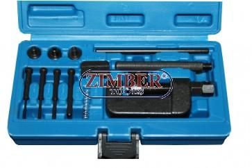 Комплект за занитване и разглабяне на вериги,  ZT-04786 - SMANN TOOLS.