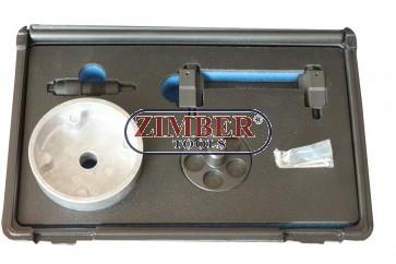 К-т за зацепване на бензинови двигатели AUDI 2.5 CHAIN DRIVEN  - ZR-36ETTS324 - ZIMBER TOOLS