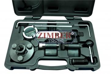 К-т за зацепване на COMOON RAIL двигатели VAG 1.6 & 2.0L TDI, ZR-36ETTS137 - ZIMBER-TOOLS.