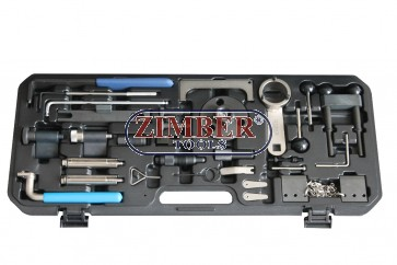 К-т за зацепване на дизелови двигатели Vag AUDI, VW  1.6, 2.0- ZR-36ETTS307 - ZIMBER TOOLS.