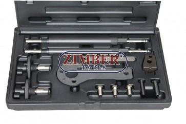 К-т за зацепване на двигатели - Alfa Romeo, Fiat, Lancia 1.2, 16v,1.4 16v, 1.4 T- Jet - Belt Drive - ZR-36ETTS177 - ZIMBER TOOLS.